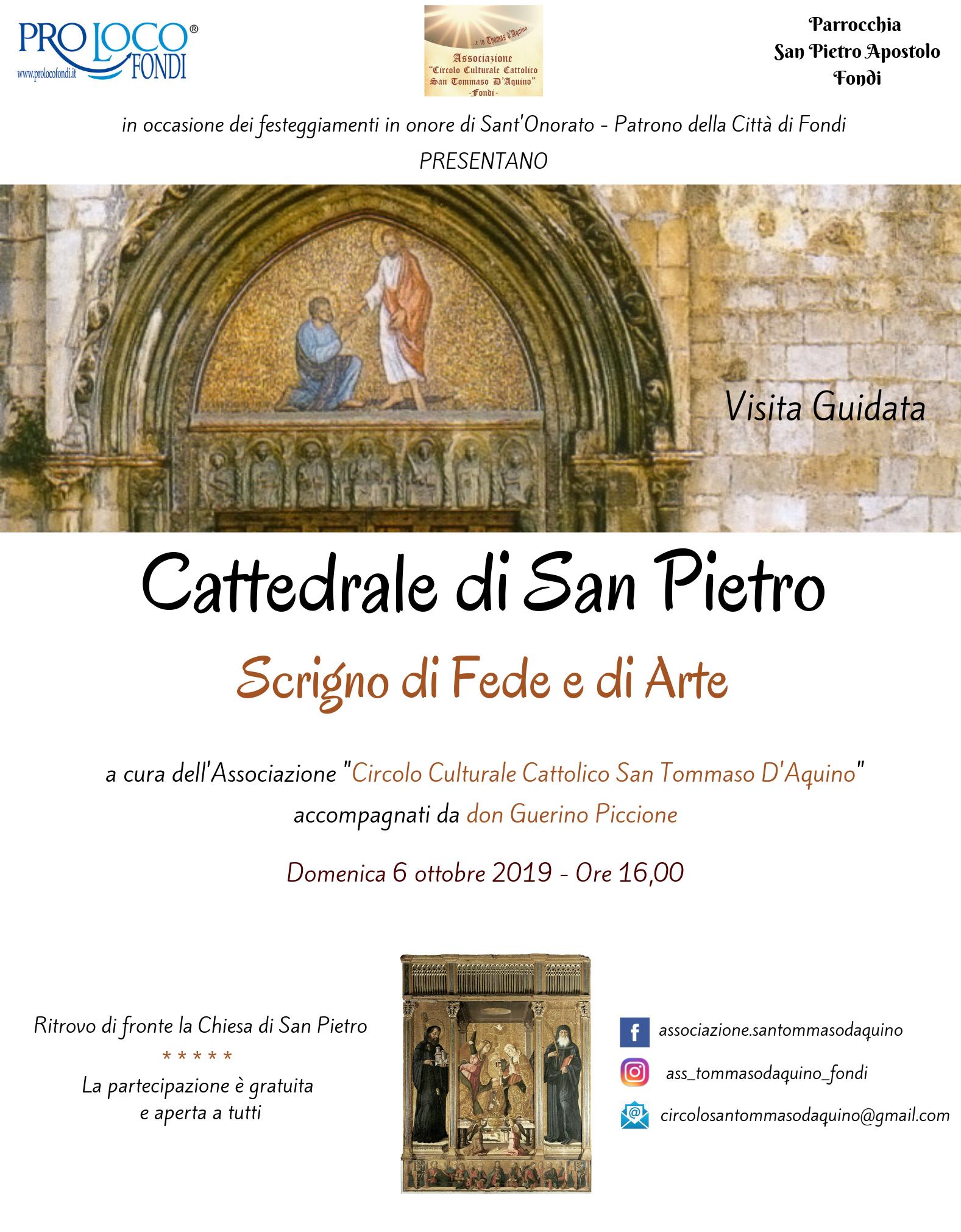 Visita cattedrale