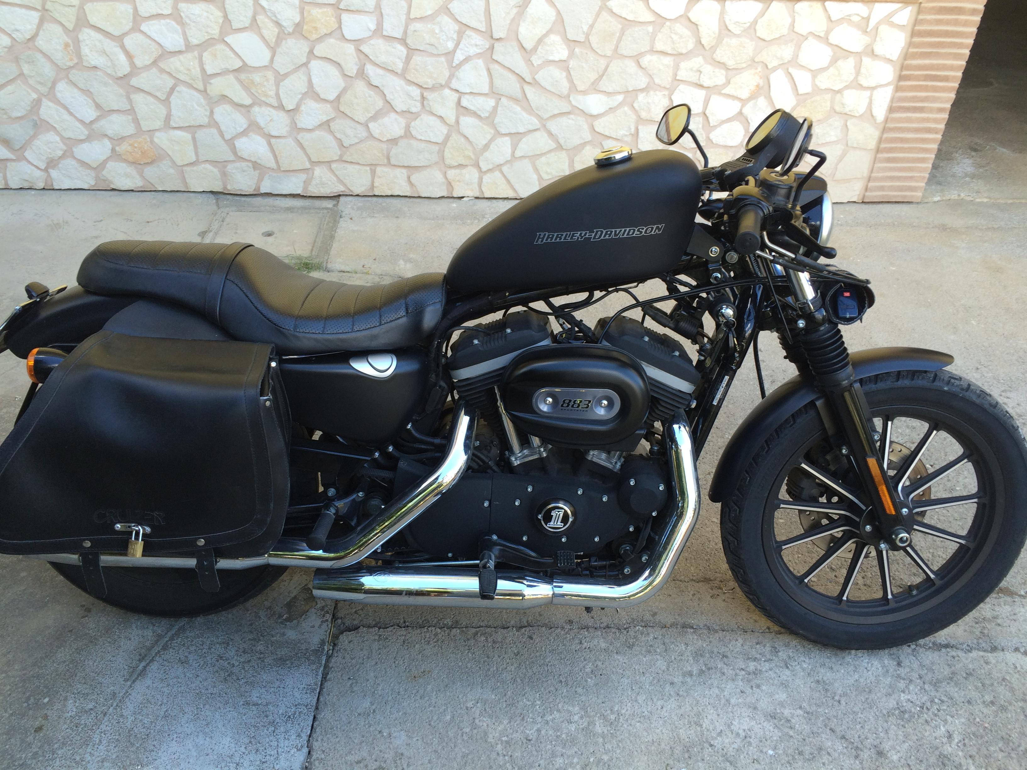 Schema Elettrico Harley Davidson 883 : Annunci vendo harley davidson fondani
